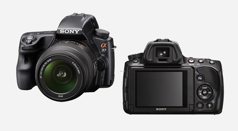 sony alpha slt a37 dslr camera review. Black Bedroom Furniture Sets. Home Design Ideas