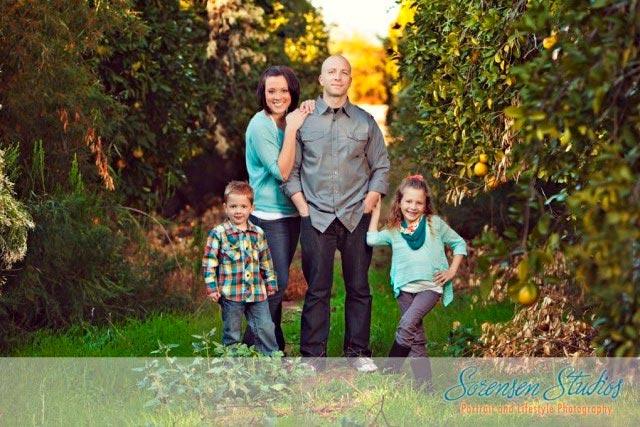 Family Photo Poses Ideas