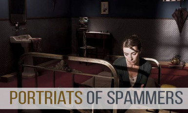 Portraits of Spammers