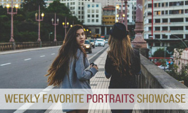 Weekly Favorite Portraits showcase VI