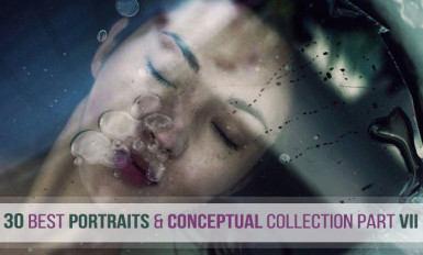 30 Best Portraits and Conceptual Collection Part VII