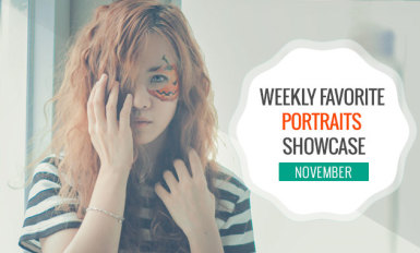 Weekly favorite portraits showcase November
