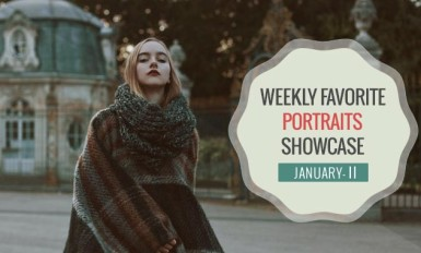 Featured Portrait Photography of January