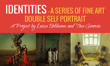 Identities – A Series of Fine Art Double Self Portrait