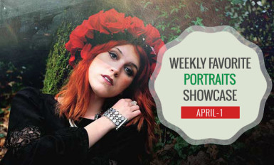 Weekly Portrait Photograph showcase April